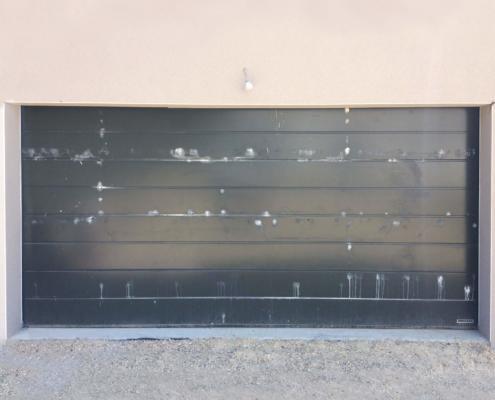 Réparation, rénovation d'une porte de garage